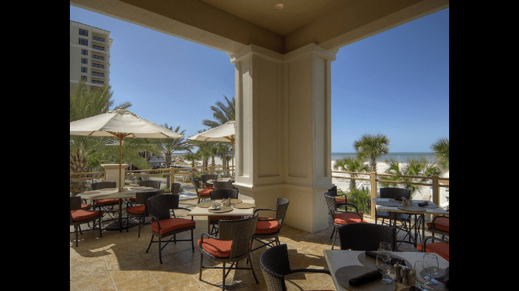 Carretta Restaurant at Sandpearl Resort